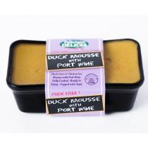 Duck Mousse With Port wine Fabrique Delices