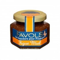 Fig & Honey Spread for goat milk Cheeses - Favols (3.88oz/110g)
