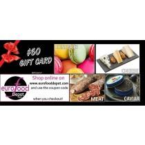 Gift Card Gourmet Market $60