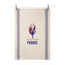 "Dish Towel ""Le Coq Made in France"" (21.6"" x 31.4"")"