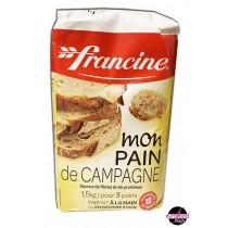 Francine Flour for country bread (1.5kg/3.3 Lb)