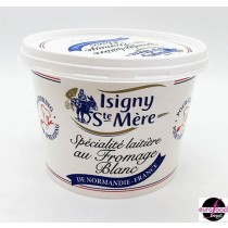 Isigny Fromage Blanc from france