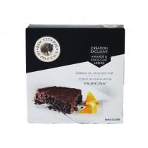 Gluten Free - VALRHONA Chocolate Cake (7.95oz/225g)