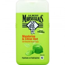 French Shower Gel - Le Petit Marseillais Tangerine & Lime (Gel Douche) - 8.8 oz (250ml)