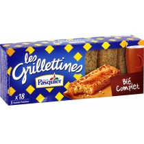 Grillotines - with whole wheat  (8.53oz/242g)