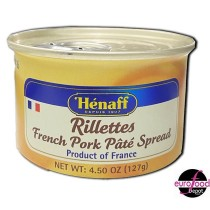 Hénaff Pork rillettes (127g/45 oz)