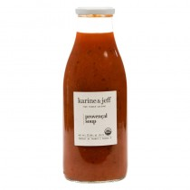 Organic provençal soup by Karine and Jeff (1lt/33.8 fl oz)