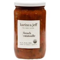 Organic Ratatouille Vegan by Karine and Jeff (690gr /24.3oz)