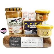 "kit ""La Marseillaise""  (7 Items)"