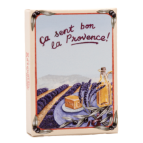Lavender Provence Soap from Savonnerie de Nyons  (0.9oz/25g)