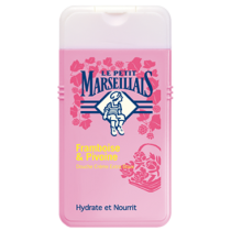 French Shower Cream Extra Gentle - Le Petit Marseillais - Verbena & Lemon (8.8oz/250ml)