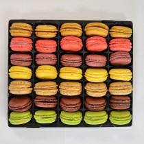 Artisanal French Macarons 35 Units