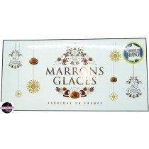 Marrons Glaces L'artisan provençal Candied Chestnuts