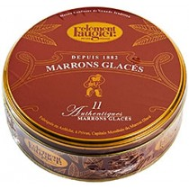 Marrons Glaces Clement Faugier Candied Chestnuts - (1 lb/450g)