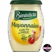 Benedicta Mayonnaise (8.8oz/235g)