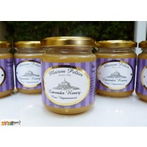 Miel de Lavande / Lavender Honey / Mt Saint Michel (8.8oz/250g)