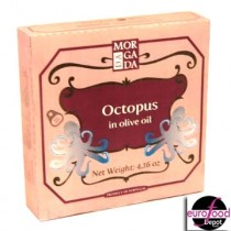 Octopus in Olive Oil - Morgada (4.16oz/118g)