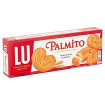 French cookie Palmito from LU (3.52OZ/100g)