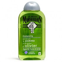 Le Petit Marseillais French Shampoo / Apple Extract and Olive Leaf (8.4fl oz/ 250ml)
