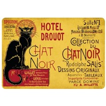 Placemat Le Chat Noir Paris