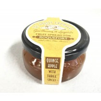Quince Apple Fruit Spread for Roquefort Cheeses - Folies fromages (4.23oz-120gr)
