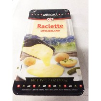 Mifroma Original Swiss Cheese Raclette slices (7oz/200gr)