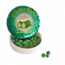 Acacia gum - Mint/Eucalyptus flavor (32g/1.1oz)