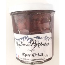 Rose Petal Confit  (13 Oz / 370 g)