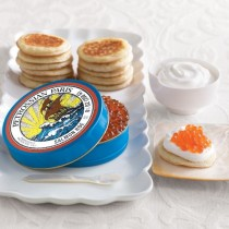 Salmon Roe Petrossian (4.40oz/125g)