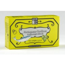 Sardines in extra virgin Olive Oil Morgada (4.4oz)