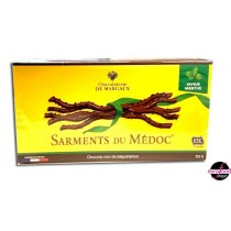 Dark Chocolate mint twigs - Chocolaterie de Margaux