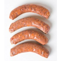 Chorizo Sausage with Paprika Fabrique delices - 4 Link Pack (0.75 Lb) All natural