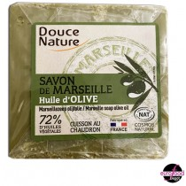 Marseille cube soap with Olive Oil Douce Nature