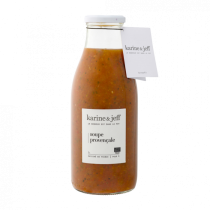 Organic Provençal Soup Vegan by Karine and Jeff (50cl/16.90 fl oz)
