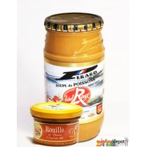 Duo Rouille + Wild Fish Soup 100% Natural (850ml/29 fl oz)