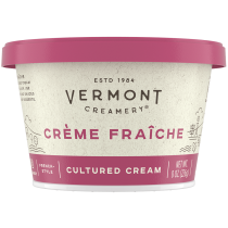 Creme Fraiche Vermont (8oz/226g)