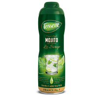Teisseire Mojito Syrup  - Concentrated - 20.3 fl.oz. 60cl