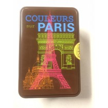 Couleur Paris Tin Assortment of Pure butter Galettes & Palets