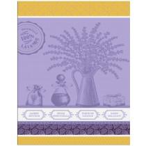 Lavender Products Tea Towel 100% cotton by Sud Etoffes