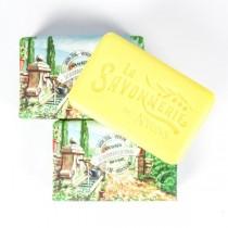 Verveine Fraiche Soap Bar from Savonnerie de Nyons (7.5oz/200g)