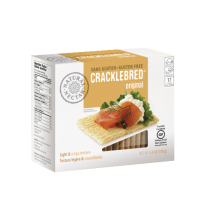 cracklebred Natural Nectar gluten free Original