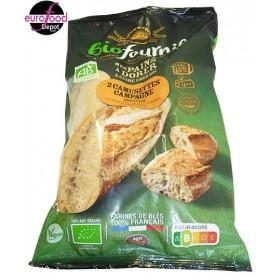 Biofournil Organic Bread - 2 Camusettes (2x200g)