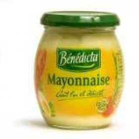 Benedicta Mayonnaise (8.8oz/235g)