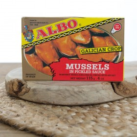Albo Mussels from Spain