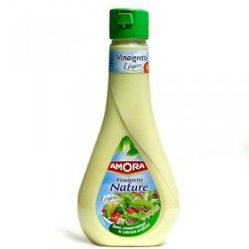French Dressing Vinaigrette Light by Amora (15.2 floz/450 ML)