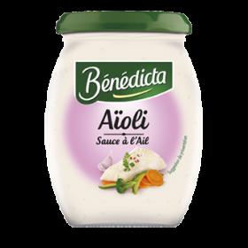 Benedicta Aioli Sauce - Sauce à l'ail