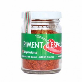 Piment d'Espelette - Biperduna (40g/1.4oz)