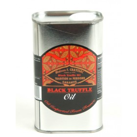 Black Truffle Olive Oil - Huile d'olive à la Truffe Noir - F.Crayssac