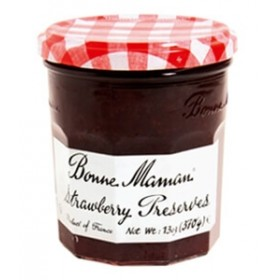 Strawberry Jam Bonne Maman From France