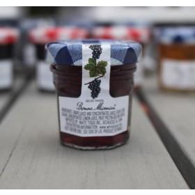 2 Bonne Maman Muscat Grape Preserves - Mini Jar Jam (1oz/28gX2)